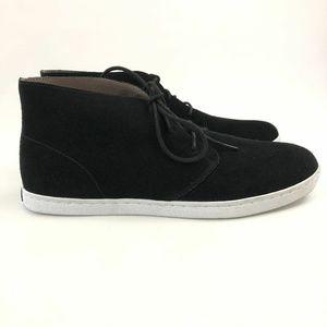 Cole Haan Mens Weekender Chukka Boots Black 8.5